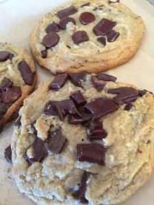 Decadent Chocolate Chip Cookies  $1.95